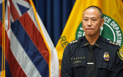 HPD: We Don't Have $250,000 To Give The Chief