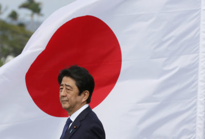 How Trump Is Working To Play Nice With Japan
