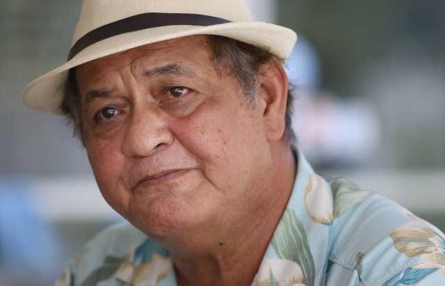 Marianas Saipan Oscar Rasa. 26 aug 2016