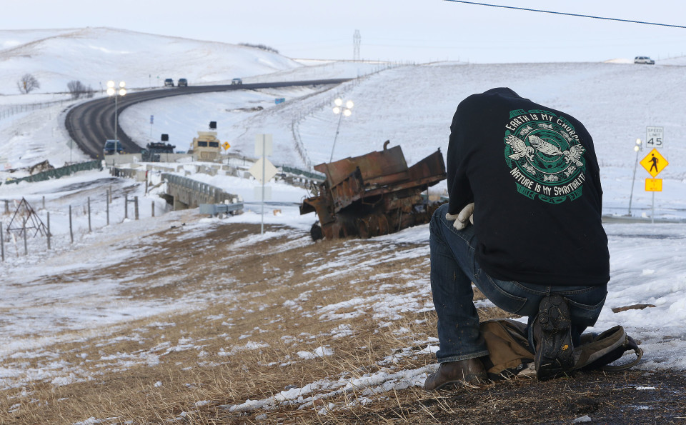 The Projector: Five Days At Standing Rock