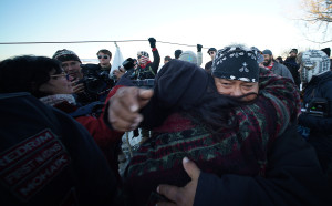 Standing Rock Protesters: 'We're Not Ready To Pack Up Yet'