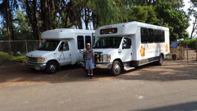 City May Get Tougher On Tour Vans In Waimanalo