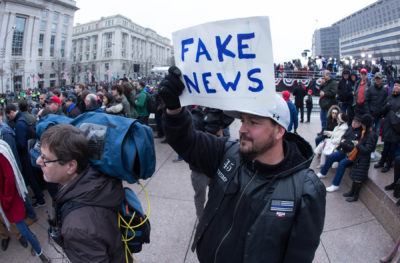 Reader Rep: If The News Is Fake, At Least Be Transparent About It