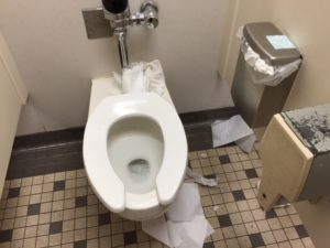 Denby Fawcett: Hawaii's Filthy Airport Bathrooms Are Embarrassing