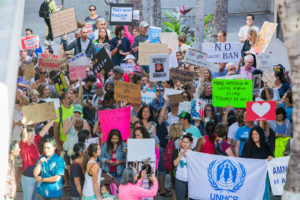Honolulu Protesters Join The Outcry Over Immigration Ban