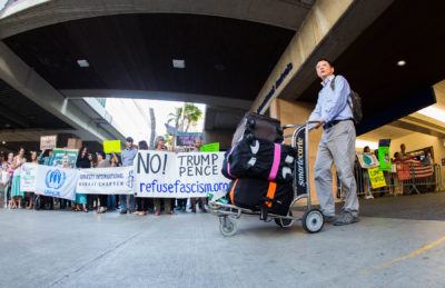 Federal Appeals Court Upholds Block On Trump Travel Ban