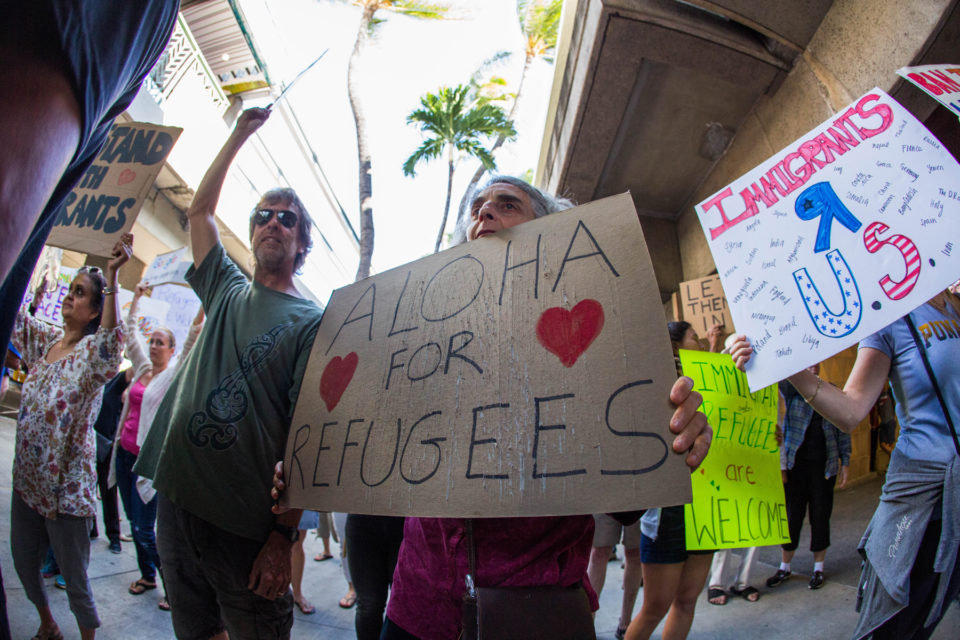 Honolulu Joins Movement To Protect Undocumented Immigrants