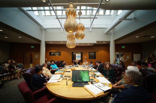 OHA Trustee meeting. 4 jan 2017