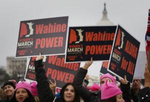Trump Inspires More Women Candidates In Hawaii