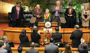 Text Of Gov. Ige's State Of The State Address
