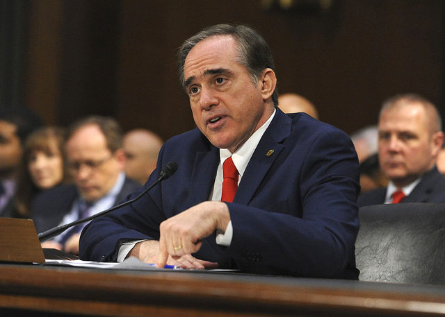 Bipartisan Support For VA Chief, But Can He Help Hawaii Vets?