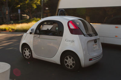 The Everyday Ethical Challenges Of Self-Driving Cars