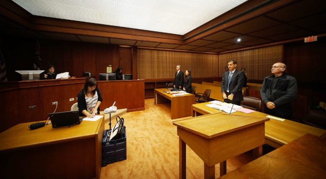 Department of Health Judge Nakasone District Court. 2 feb 2017