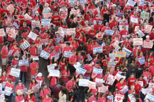 Hawaii Teacher: Stalled Contract Talks Are Prompting Whispers Of A Strike