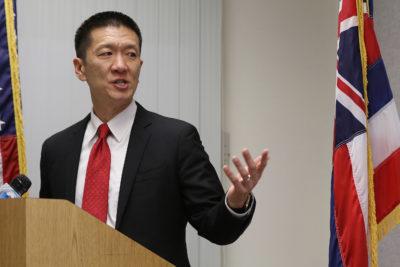Hawaii Attorney General Doug Chin