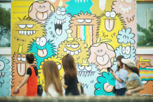 The Projector: Awash In Murals