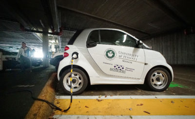 Here's An Awesome Idea: Make Hawaii's Rental Cars Electric Vehicles