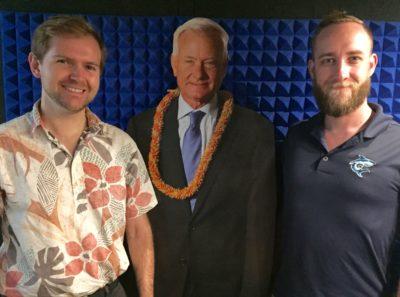 Pod Squad: Debate Over Honolulu Rail Rolls Into Capitol Auditorium