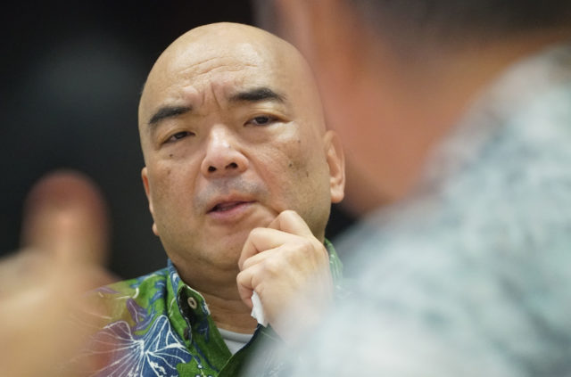 Council on Revenues Chair Kurt Kawafuchi discussion. 13 march2 2017