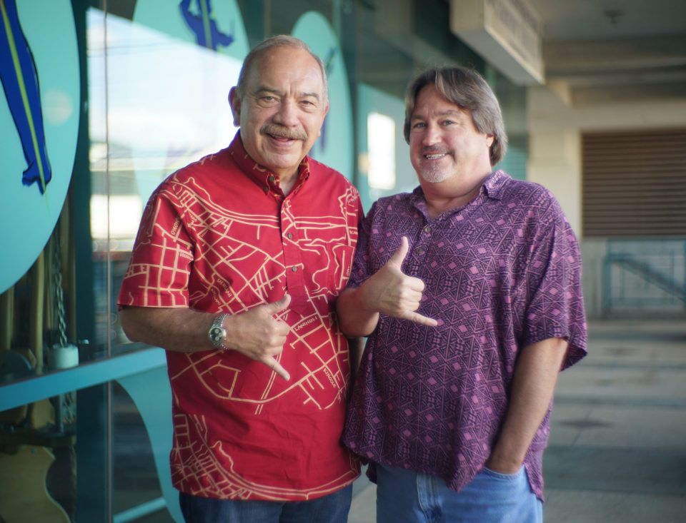 Pod Squad: Ex-Gov John Waihee On Today's Political Scene
