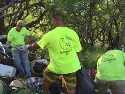 Denby Fawcett: State Sweeps Diamond Head Homeless