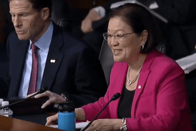 Hirono: Gorsuch Has Pattern Of Ignoring 'The Little Guy'