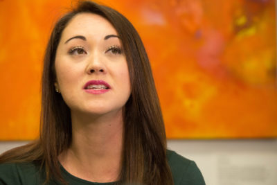 Beth Fukumoto Takes Her Hunt For Campaign Cash To DC