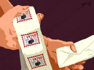 State May Experiment With All-Mail Voting On Kauai