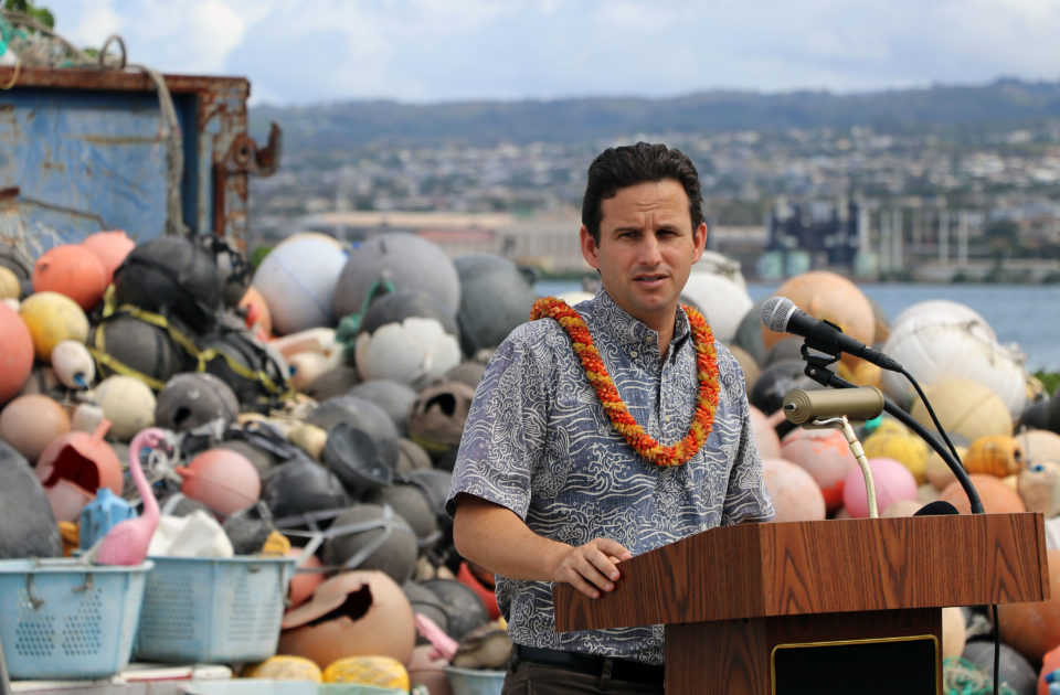 How Brian Schatz Is Becoming The Senate's Chief Science Nerd