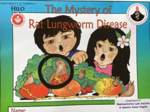 A 16-Month-Old's Rat Lungworm Ordeal