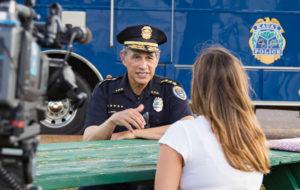 Kauai Police Chief Says He's Applied For Honolulu Chief Job