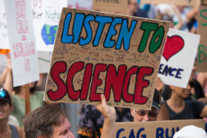 I'm Returning To Trump's America To Stand Up For Science