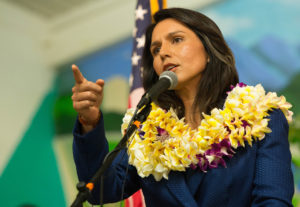 Gabbard Focuses On North Korea Amid Questions About Syria
