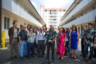 Honolulu To Open Makiki Apartments For Homeless People