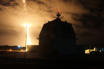 Ian Lind: Installing A Missile Defense System Is A Bad Idea