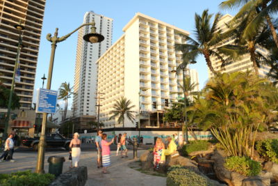 Waikiki Hotel, State Sued Over Native Hawaiian Burial Site