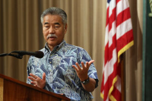 Ige Won't Extend Session Unless A Deal Is Made On Rail Tax