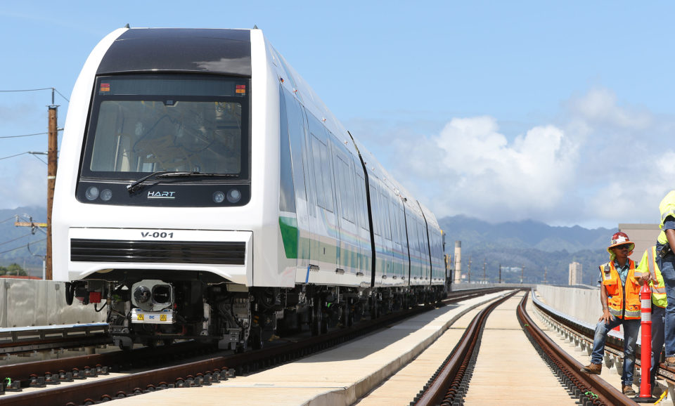 How Will Honolulu Pay To Run Rail Once It's Built? The City Still Doesn't Know