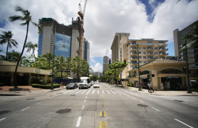 Waikiki High Rise Would Include 450 Rental Units