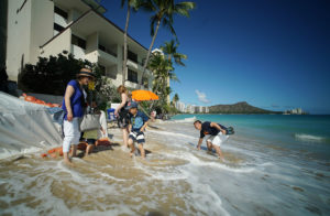 Pulling Out Of Climate Accord Will Hit Hawaii Hard, Officials Say