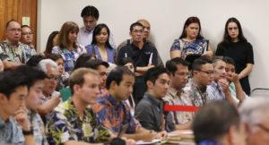 Life And Death Drama— For Bills — At The Hawaii Legislature