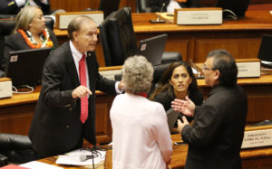 The Loyal Opposition To The Rail Special Session