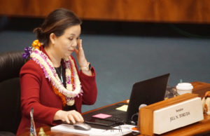 Sen. Jill Tokuda To Be Ousted As Ways And Means Chair