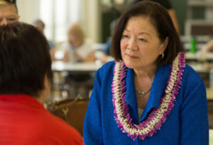 Hirono Will Undergo Surgery Next Week