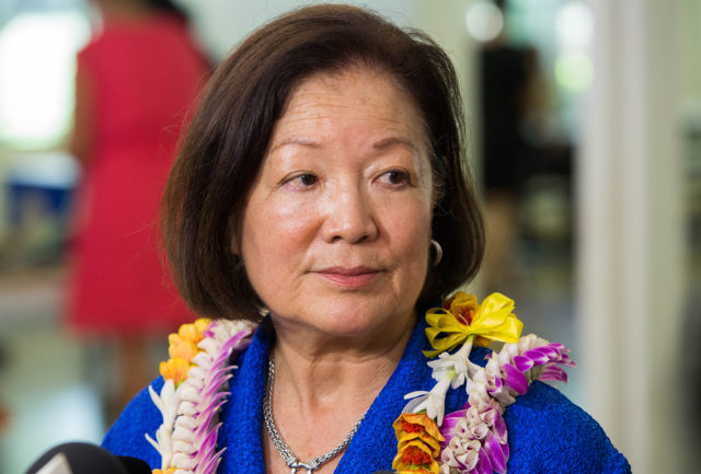 Hawaii senator plans surgery for kidney cancer