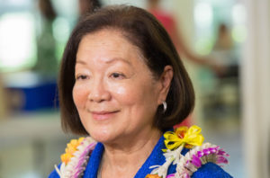Aides Report 'Successful Surgery' For Hirono