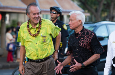 Caldwell Names Two New Honolulu Police Commissioners