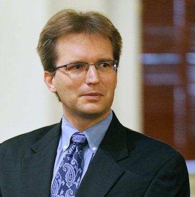 Civil Beat Law Center Attorney Brian Black