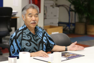 National Poll Finds That David Ige Is One Of The Least Popular Governors