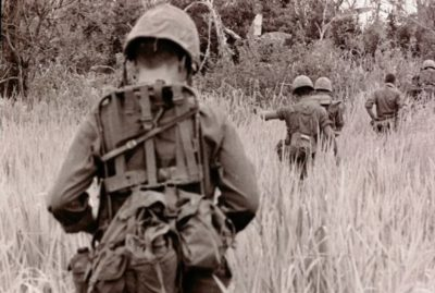 Denby Fawcett: Vietnam Exhibit Shows How War Coverage Has Changed